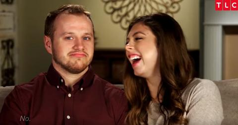Counting on josiah duggar wife lauren pda pic pp