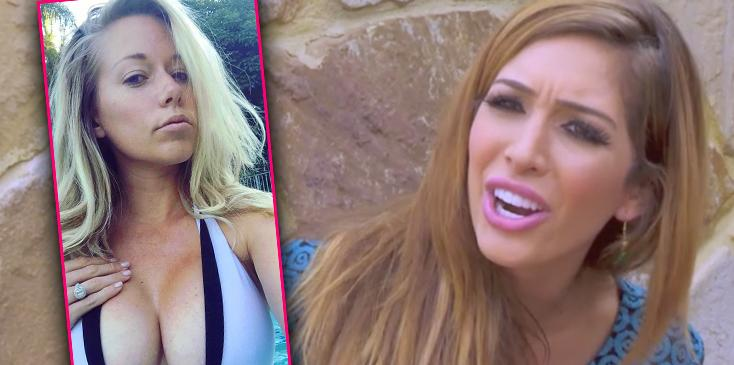 Farrah abraham kendra wilkinson fight boot camp h
