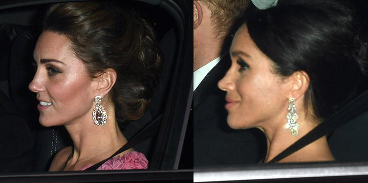 Kate middleton meghan markle prince harry prince charles birthday pics
