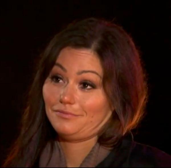 Jenni Jwoww Farley on Marriage Boot Camp Reality Stars