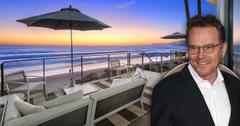 bryan cranston lists ventura county beach house  million celeb real estate pf