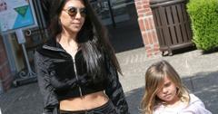 Kourtney Kardashian Daughter Penelope