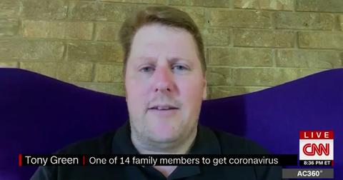"""Man Who Called COVID-19 A """"Hoax"""" Feels Guilty After Two Relatives Die"""