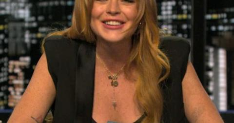 Lindsay lohan chelsea handler video