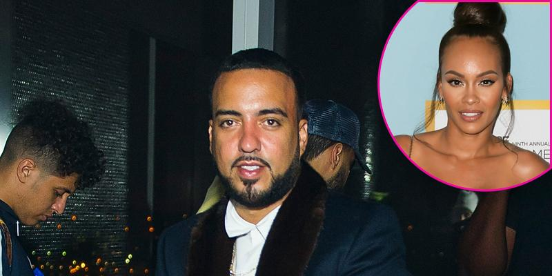 French montana dating evelyn lozada