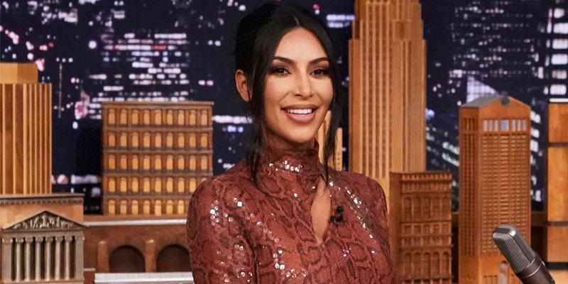 Kim kardashian fallon north saint pp