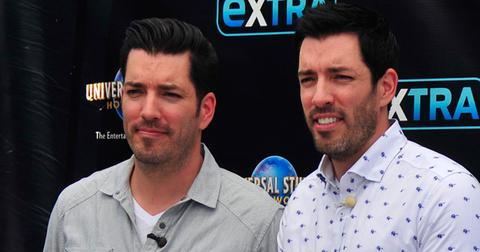 Property Brothers Drew And Jonathan Scott Wives Expecting Firstborns At The Same Time