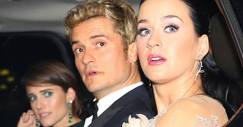 Katy perry orlando bloom split 10 months hr
