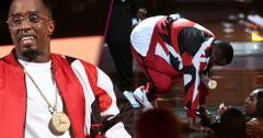 Diddy falls bet awards