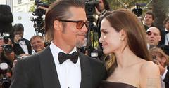 Angelina Jolie Files For Divorce From Brad Pitt – FILE PHOTOS