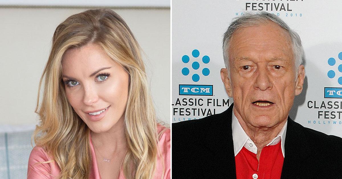 Hugh Hefner's Ex-Wife Crystal Hefner Nearly Died After Botched Plastic Surgery