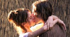 Selena gomez kiss the weeknd