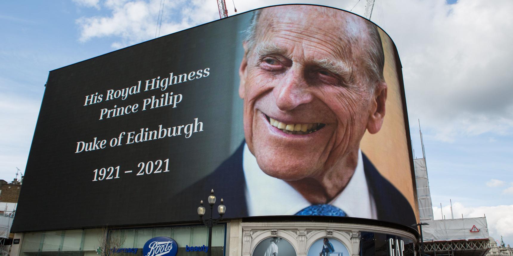 royal funeral details prince philip laid rest