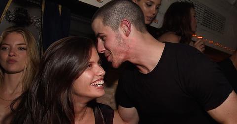 Nick Jonas Making Out Sara Sampaio