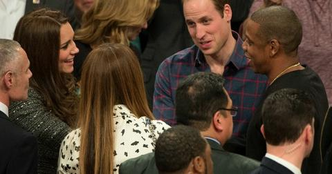 Kate middleton prince william beyonce jay z pp
