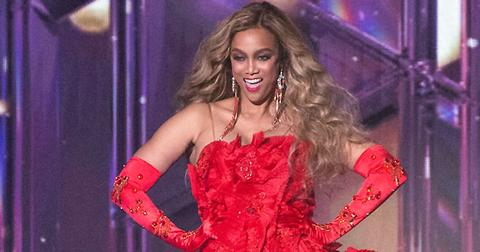 Tyra Bank's Power At 'Dancing With the Stars' Unstoppable After Huge Rating Tyra Banks