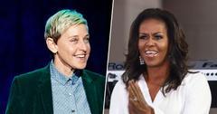 Michelle Obama Ellen DeGeneres PP