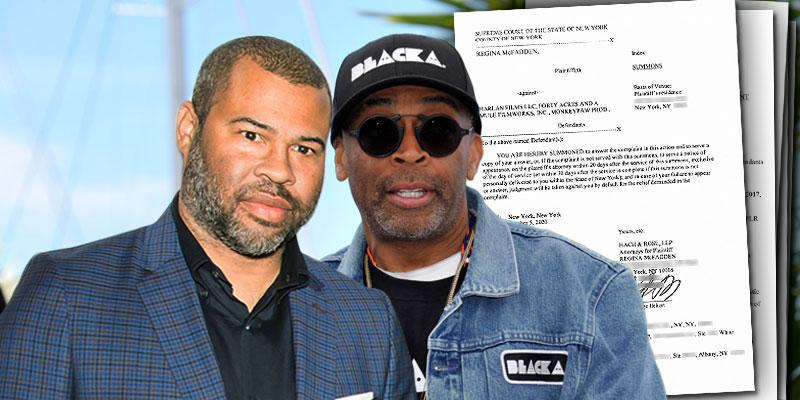 Actress Sues [Spike Lee] and [Jordan Peele] For 'Negligence' On 'BlacKKKlansman' Set