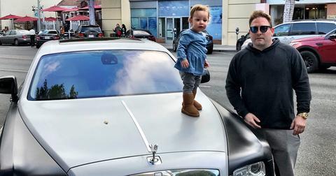 Rolls royce car seat pics david weintraub hero