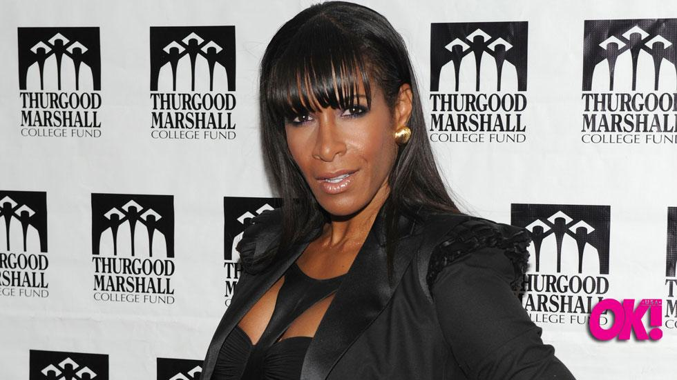 Sheree whitfield defends exposing christopher morgan gay rumors