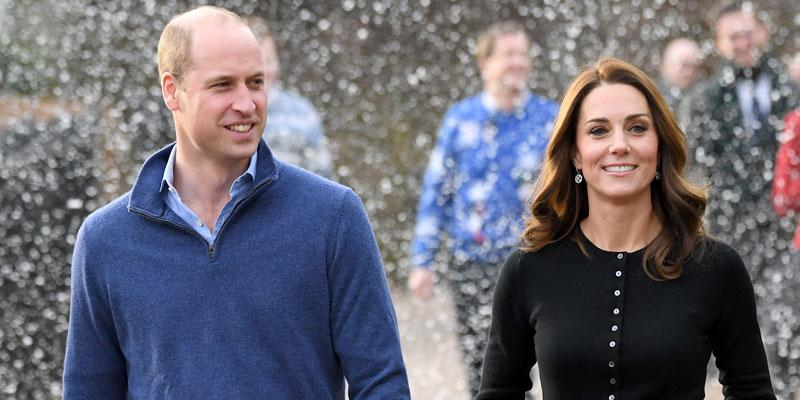 Kate William Christmas Card PP