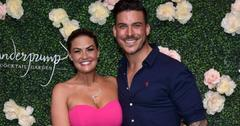 Jax Taylor And Brittany Cartwright Pose On A Red Carpet