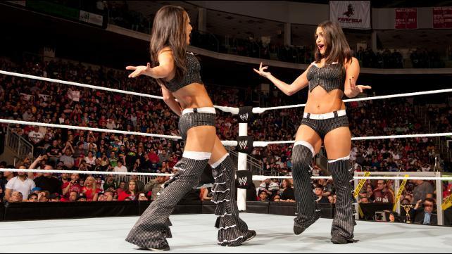 Nikki and Brie, Bella Twins
