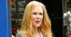 Nicole Kidman reunites with mother.