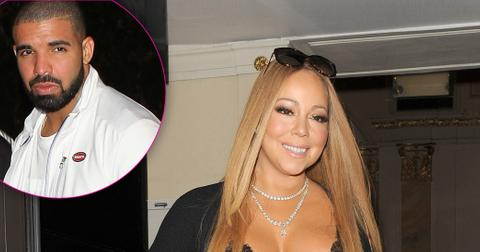 Mariah Carey glams up for a night out in London with Bryan Tanaka
