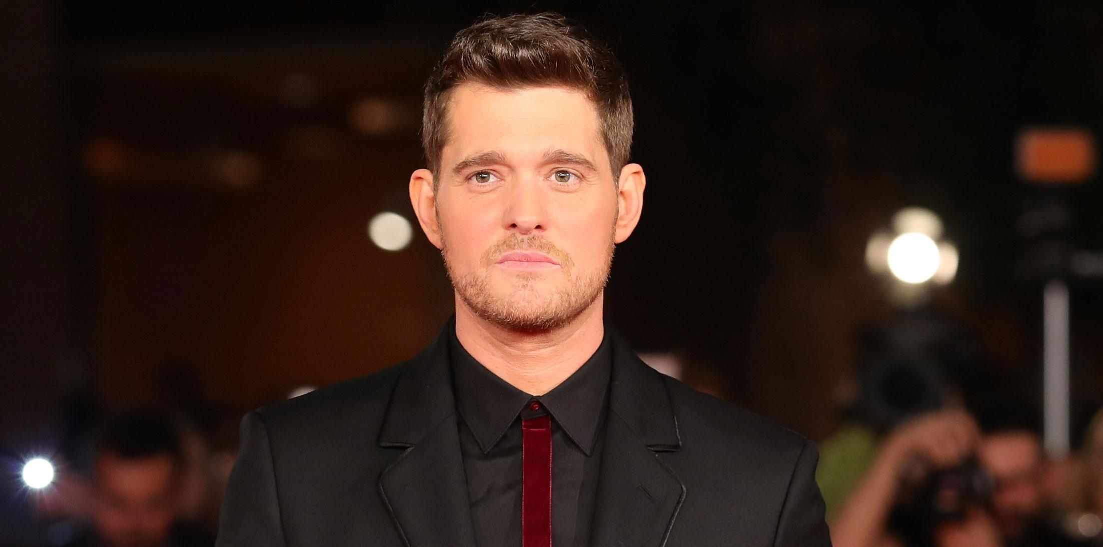 Michael Buble Son Cancer First Appearance Long