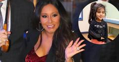 snooki daughter broke arm