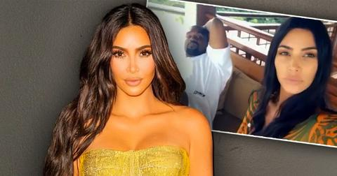 Kim Kardashian's Birthday Was A Plot To Get Kanye West Out Of USA!