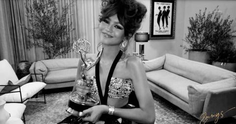 Zendaya Emmy Award