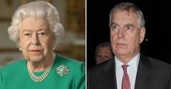 queen under fire for andrew birthday post pp