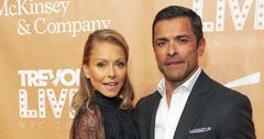 Kelly Ripa Shares Shirtless Thirst Trap Pillow Of Husband Mark Consuelos