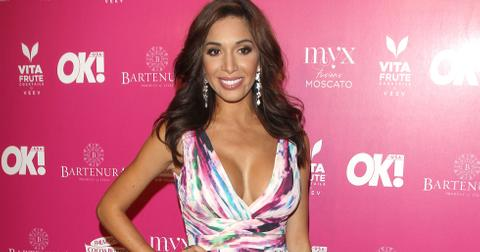 Farrah Abraham arrives at the OK! Magazine's So Sexy LA Event
