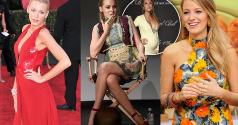 Blake lively weight loss