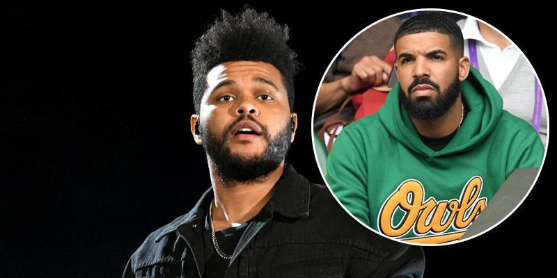 Drake The Weeknd Sneak Diss pp