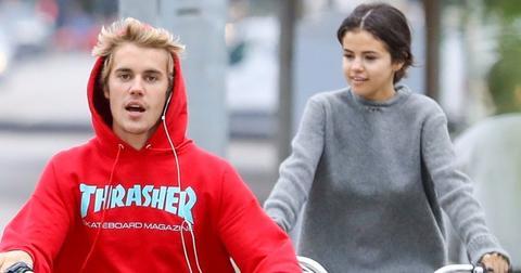 Selena gomez justin bieber wedding bells