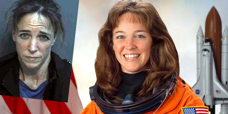 Diaper Astronaut Slighted Ignored Attempted Kidnapping pp OK