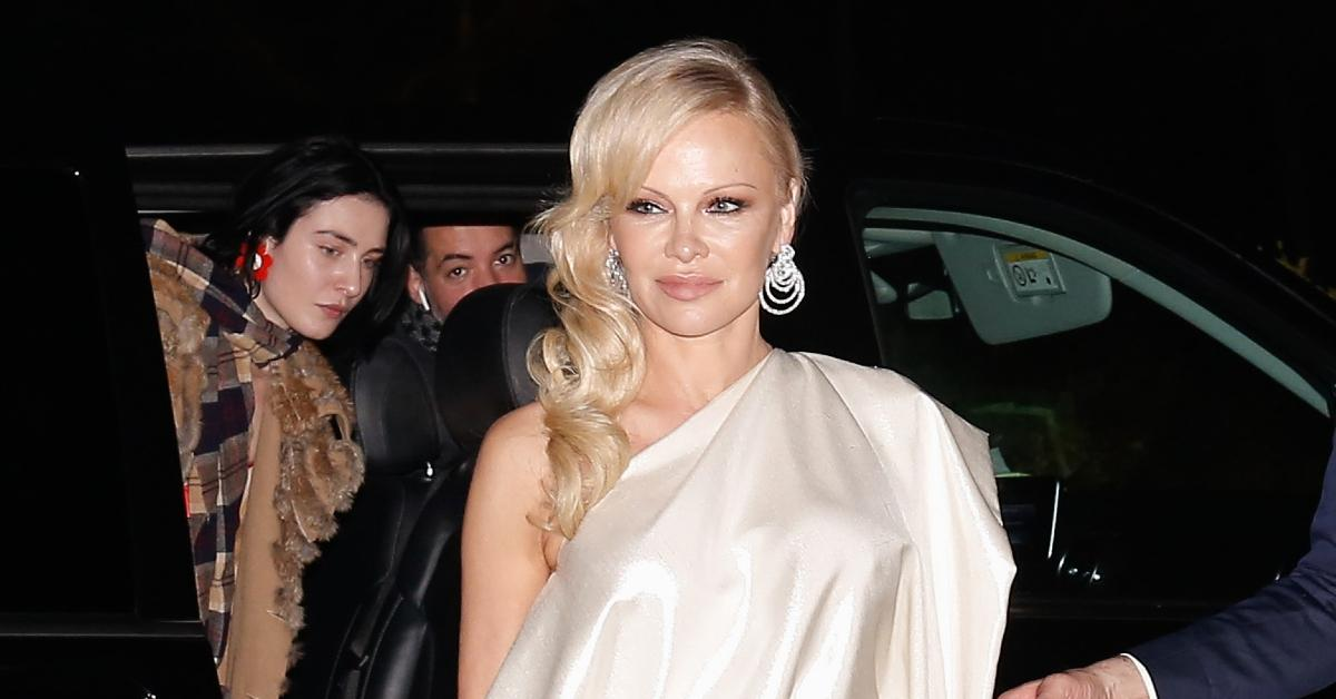 'It's All A Facade': Pamela Anderson Accused Of Being A 'Home Wrecker' After Her Husband's Ex Claims Their 'Love Story' Was An 'Affair'