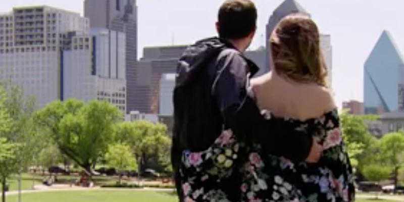 First look married at first sight hero