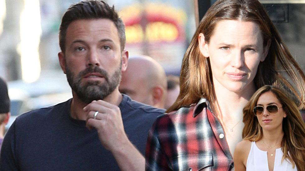 Ben affleck cheating jennifer garner apology christine