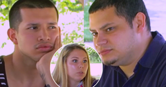 Javi marroquin jo rivera fight child support 12