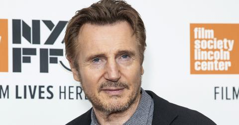 liam neeson on lonesome postpic