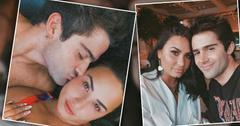 Max Ehrich Demi Lovato Instagram Photos