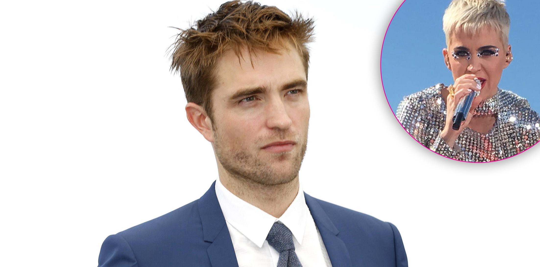 Robert Pattinson katy perry dating