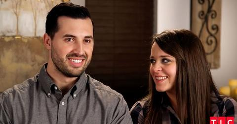 Jinger duggar husband jeremy vuolo instagram hilarious come back pp