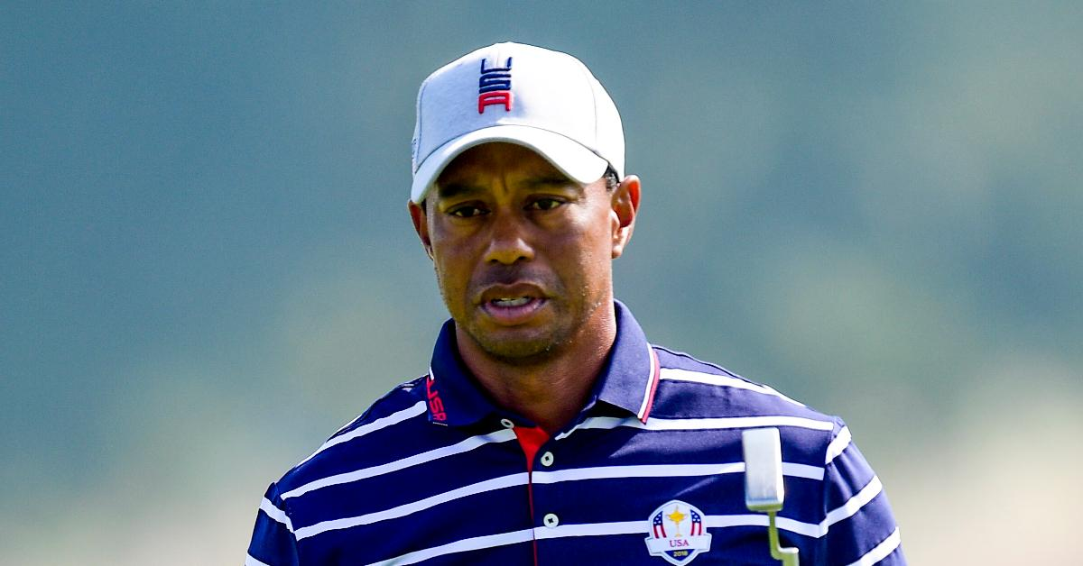 tiger woods golf fifth back surgery pinched nerve