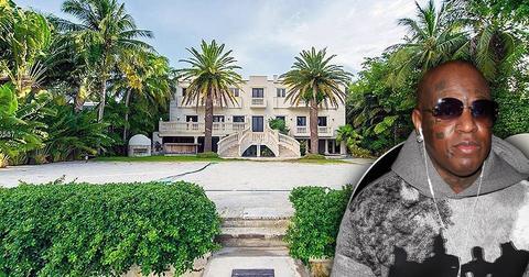 Birdman Bryan Williams Palm Island Estate Mansion Is Up For Sale
